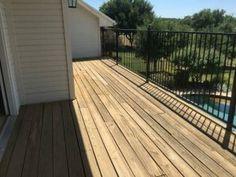 Pro #2308546 | Sne Construction | Crowley, TX 76036 Commercial Flooring, Pressure Washing, Crowley, Deck, Construction, Outdoor Decor, Floor Coatings, Front Porch, Decoration