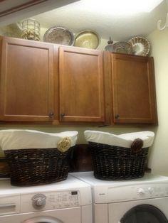 ~~~ Jasmine Brook ~~~~ : Laundry Room Makeover