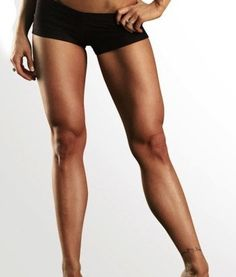 Banish Cellulite Naturally & Get Great Legs