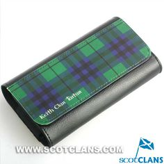 Keith Tartan Spectacle Case