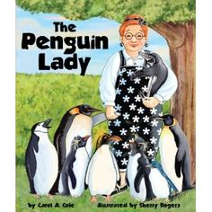 I Need This!!! The Penguin Lady (10 different penguin species are mentioned in the book.)