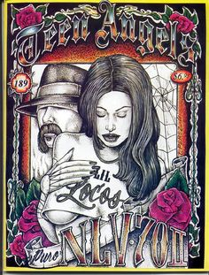 teen angels - chicano art