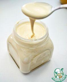 Крем-мёд или взбитый мёд ингредиенты