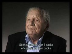 "Holocaust survivors Yaacov (Jacki) Handali and Roman Frister describe life in the concentration camps. The video is an excerpt from the film ""Daily Life in Concentration Camps"" in the Holocaust History Museum in Yad Vashem.  For more information: http://www1.yadvashem.org/yv/en/holocaust/about/06/camps.asp  Or in Hebrew: http://www1.yadvashem.org/..."