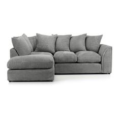 Dylan Jumbo Cord Corner Sofa – Next Day Delivery Dylan Jumbo Cord Corner Sofa