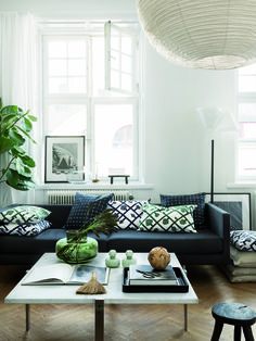 Marimekko's new home collection by Carina Seth Andersson & Sami Ruotsalainen.