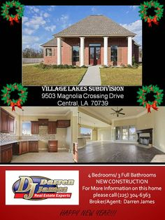 #Home for sale in Central Louisiana  www.agent225.com