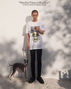"""HelloThereBalko"" www.emorogue.com  photo kim,balko model Lee,taegyun"