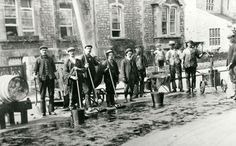 Road Workers Bristol.