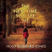 """Holly Goddard Jones's """"The Next Time You See Me"""" is a fast-paced mystery with American small town life at its heart.  Class issues, bullies, and close-knit families and networks complicate solving the disappearance of an aging party girl and factory worker.  14 hours and 35 minutes of highly-recommended, compelling storytelling.  (Narrated by Cassandra Campbell.)"""