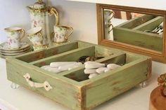Materiales reutilizables para #decoración