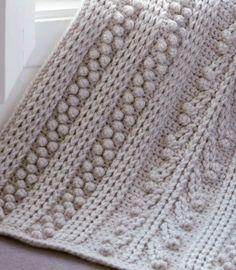 Chunky Crochet Blankets 50 FREE Crochet Blanket Patterns for you to try. Crochet Afghans, Crochet Cable, Crochet Quilt, Manta Crochet, Crochet Pillow, Chunky Crochet, Afghan Crochet Patterns, Crochet Home, Diy Crochet