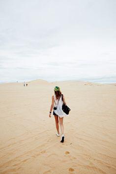 VIETNAM DIARY: MUI NE WHITE SAND DUNES