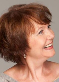 Short hairstyles for older women have fabulously been compiled for aged women who remain so involved and busy in their personal matters that following fashion trends takes a back seat in their live…