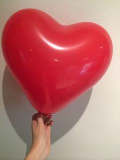 V-day love balloon <3
