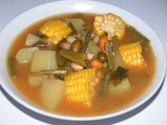 sayur asem very indonesian food..love it <3