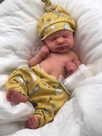 The Dainty Loft: Chloe by Elena Andreeva Boy Baby Doll, Reborn Baby Boy Dolls, Newborn Baby Dolls, Cute Baby Dolls, Diy Reborn Dolls, Bb Reborn, Silicone Reborn Babies, Silicone Baby Dolls, Avatar Babies