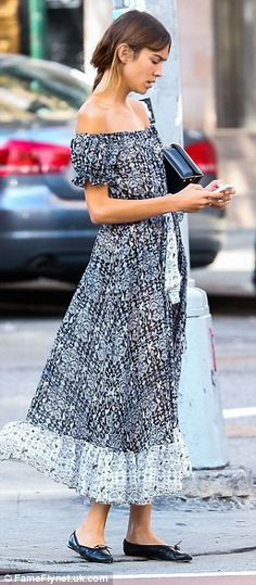 Alexa Chung - In New York. (September 2014)