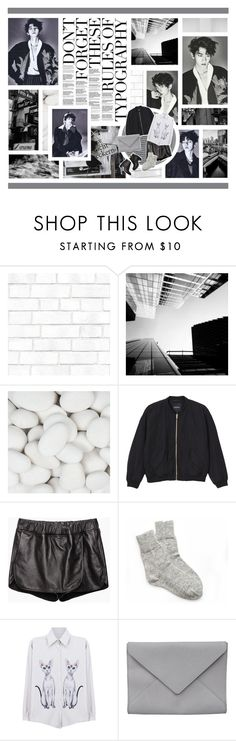 """""""BIANCA"""" by lovehelena ❤ liked on Polyvore featuring Chanel, Avenue, Monki, Hope, Paul Andrew and Ann Demeulemeester"""