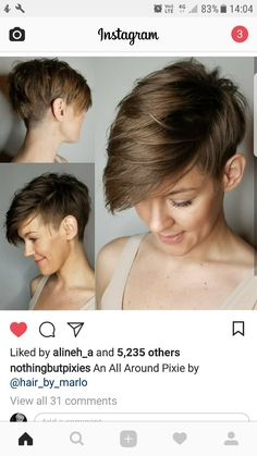 My haircut. My future haircut :)
