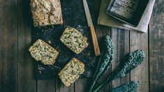 Kale and feta bread | Vegetarian recipes | Greek | SBS Food