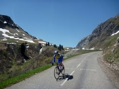 Col de la Colombiere, France. Visit Xploritall.com to add to your cycling bucketlist. http://www.xploritall.com/pointofinterest.php?=1216  Photo: will_cyclist / Flickr