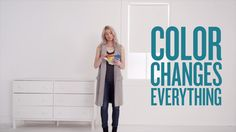 Give your home an instant makeover with a change of hue. Watch the video to see which Valspar color palette speaks to you and then learn how to bring each of them to life.