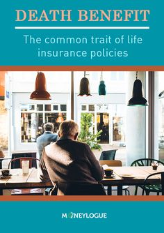 Let's start with the basic understanding that all types of life insurance have one common trait and that is the death benefit. #deathbenefit #insurance #insurancepolicies Life And Health Insurance, Universal Life Insurance, Term Life Insurance, Permanent Life Insurance, Investment Portfolio, Benefit, Death