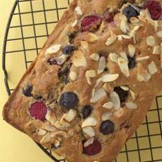 Berry-Almond Quick Bread