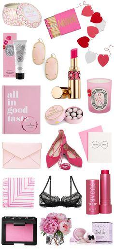 Valentine's Day gift ideas.