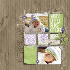 great layout for small photos