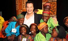 Hangin with the kids Choir, Over The Years, Charity, Bring It On, In This Moment, Fun, Kids, Robin, Young Children