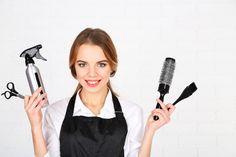 Картинки по запросу девушка парикмахер