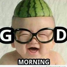 he Random Vibez gets you the Best Good Morning Memes for you to share, and I am sure that it will get the most needed smile on your face. Funny Good Morning Images, Good Morning Picture, Good Morning Good Night, Morning Pictures, Good Morning Quotes, Morning Pics, Nice Picture, Good Morning Best Friend, Funny Babies