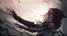 The character belongs to Activision Blizzard Female Character Concept, Character Design, World Of Warcraft, Activision Blizzard, Sylvanas Windrunner, Female Elf, Female Characters, Fictional Characters, Asuna