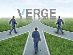 VERGE. A GreenBiz conference on the convergence of energy information, building, and transportation technologies.