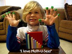 Worksheet Generator-Math U See- This is a super easy and FREE way to supplement any math curriculum! Math U See, I Love Math, Fun Math, Math Activities, Kids Math, Math Worksheets, Online Math Courses, Learn Math Online, Worksheet Generator