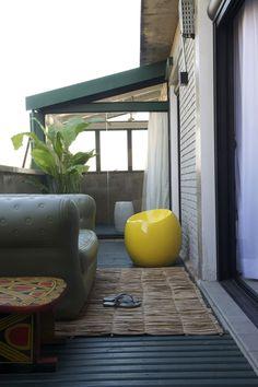 The Harmonia Apartment by Estudio Guto Requena | HomeDSGN