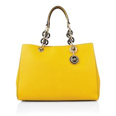 6670064ed0fc Sunrise! This brings the summer straightway to your wardrobe  Michael Kors  Cynthia MD Satchel