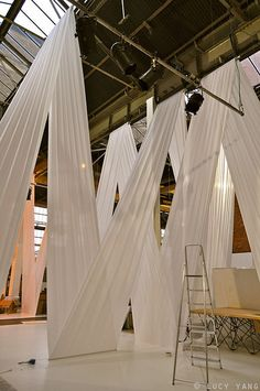 Build-up by Tent London HQ, via Flickr