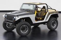 47th Annual Moab Easter Jeep® Safari Vehicles47th Annual Moab Easter Jeep® Safari Vehicles photo