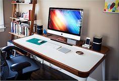 Cooler Schreibtisch – der Airia Desk