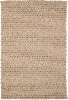 Gandia Blasco Trenzas Rug Ivory from Heal's