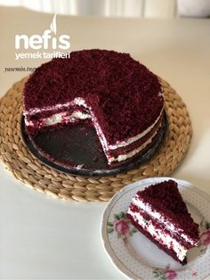 Velvet Pie - Yummy Recipes - # 6431485 - Velvet Cake – Yummy Recipes – Yasemin tangüner You are in the right place about meal prep recip - Casserole Recipes, Pasta Recipes, Dessert Recipes, Pie Recipes, Star Pasta Recipe, Cinnabon Rolls, Party Fotos, Fagioli Soup, Canned Blueberries