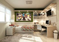 Consejos para #decorar el dormitorio juvenil #hogar