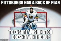 Flower will always be a part of Pittsburgh no matter where he is! Hockey Goalie, Hockey Players, Ice Hockey, Golden Knights Hockey, Vegas Golden Knights, Funny Hockey Memes, Hockey Quotes, Pittsburgh Penguins Memes, Las Vegas Knights