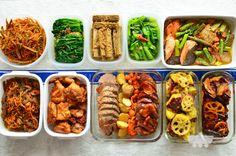 2015年2月第4週めの作り置き。調理時間120分で11品。使った食材から作ったおかず、1週間作り置きレシピを紹介します。