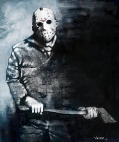 Jason Voorhees by RYANVOGLER on deviantART
