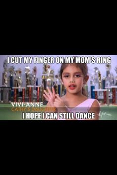dance moms= best show ever