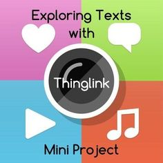 Exploring Texts Using Hyperlinks with Thinglink For Secondary Students.